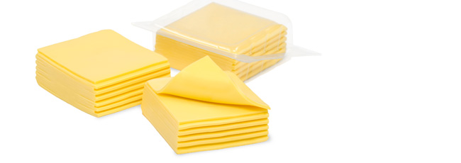 Processed Cheese Singles not individually wrapped